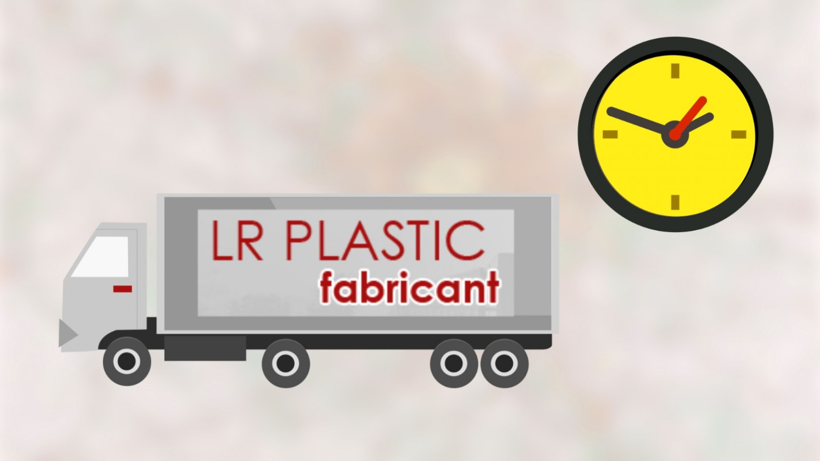 LR plastic-marketing vidéo