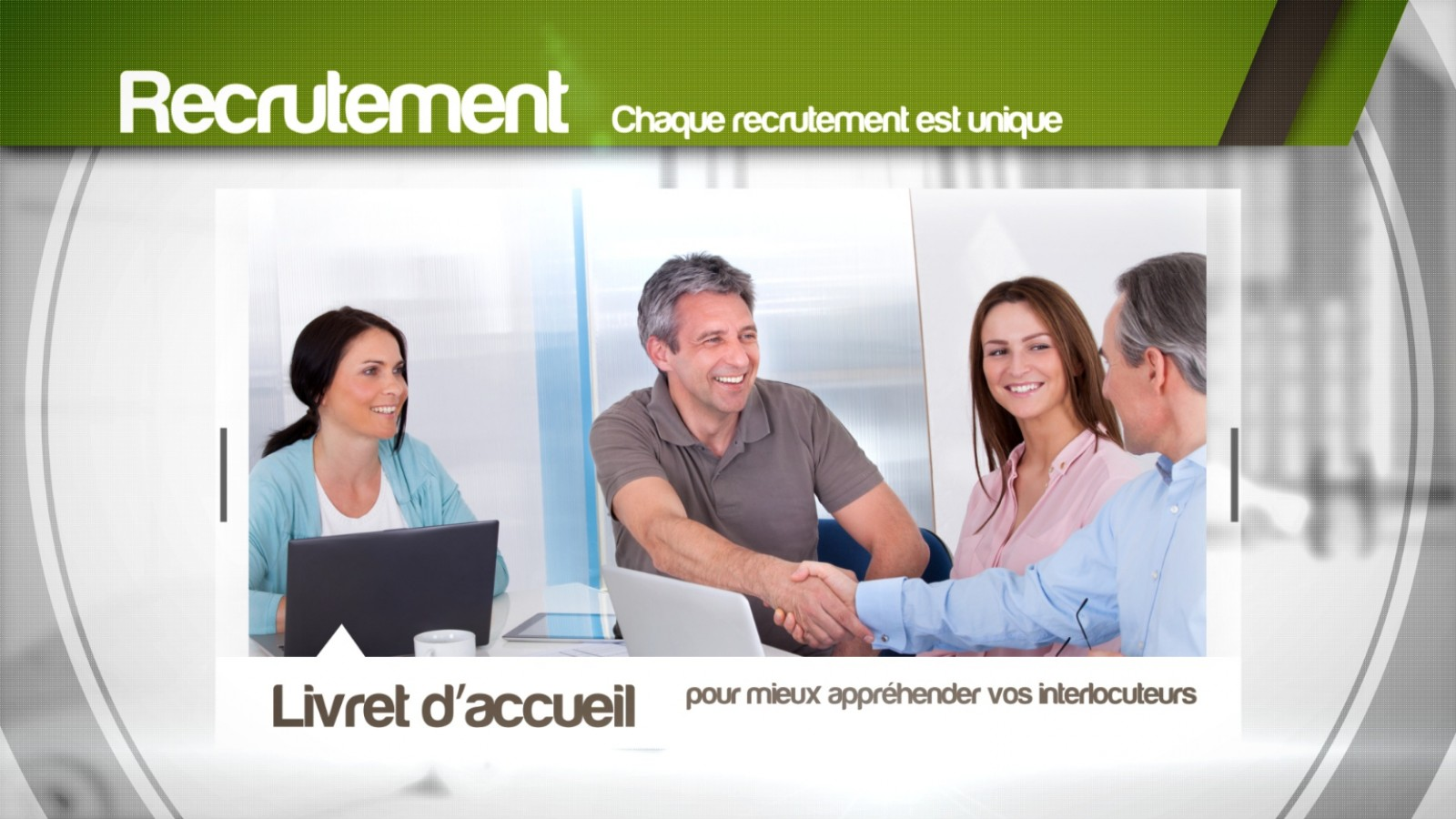 Adworks- recrutement