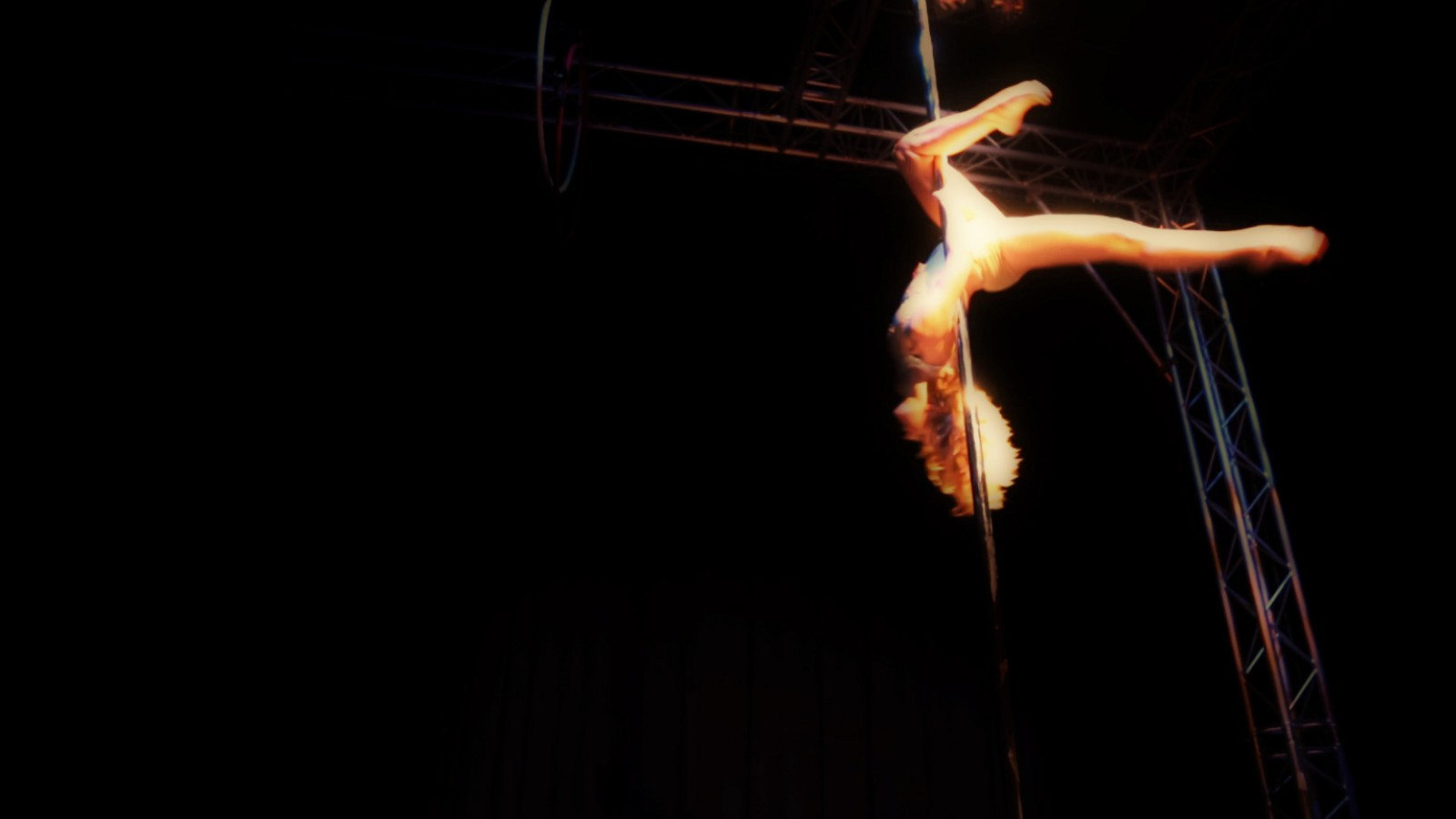 Championne du monde de pole dance