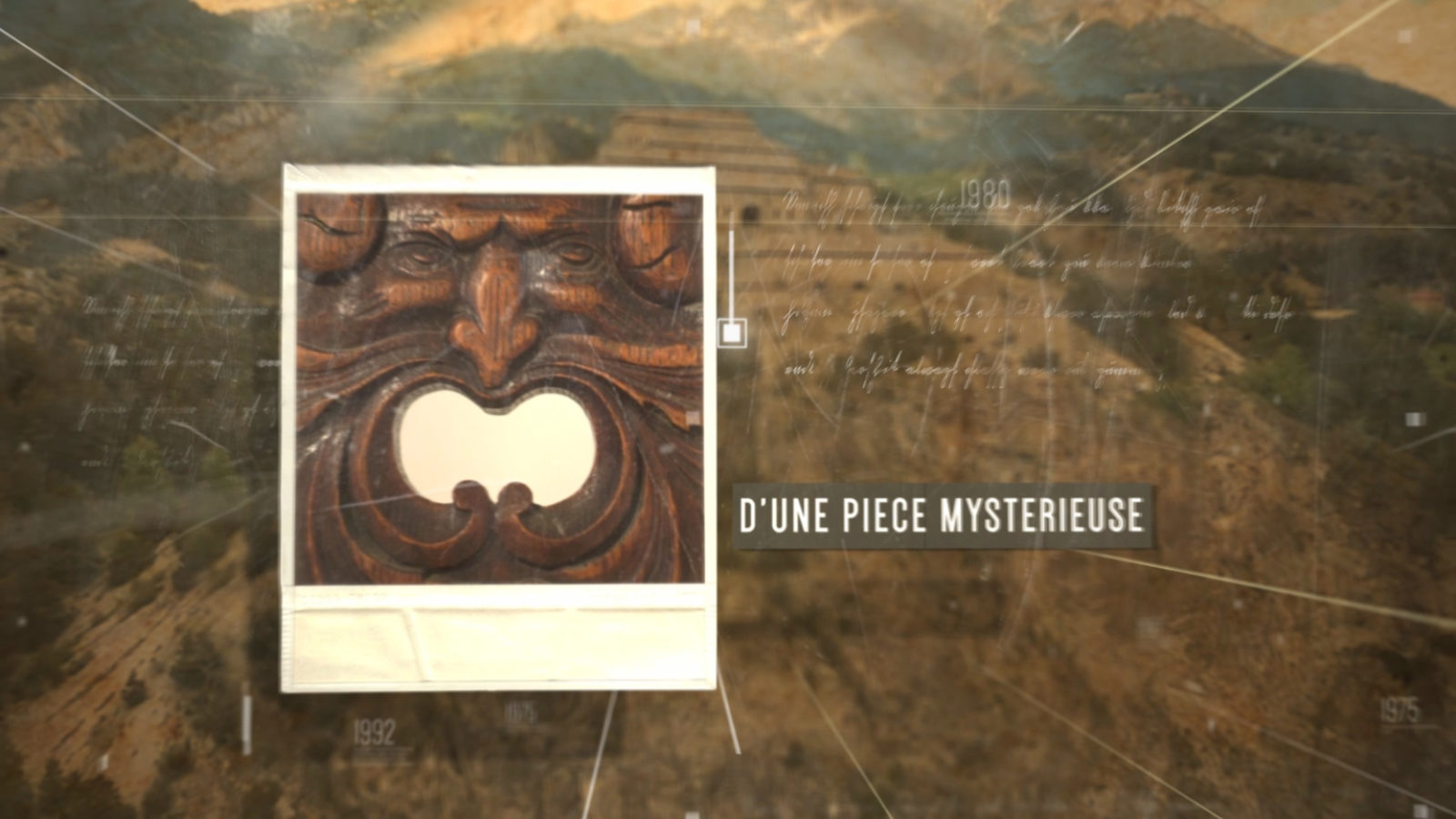 Fort marie therese-piece mysterieuse