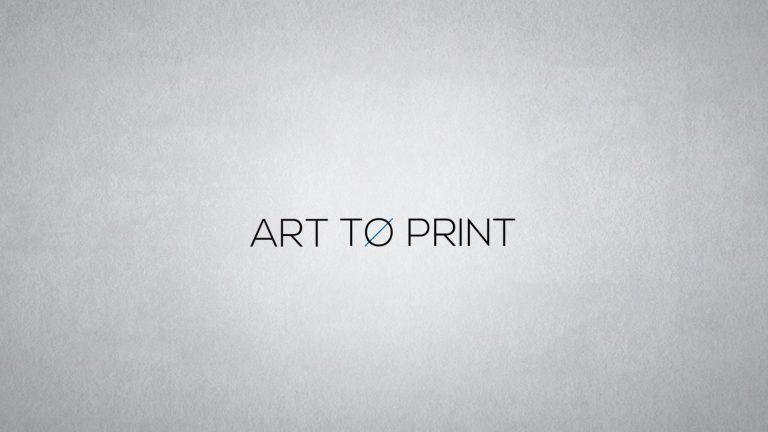 Art to print