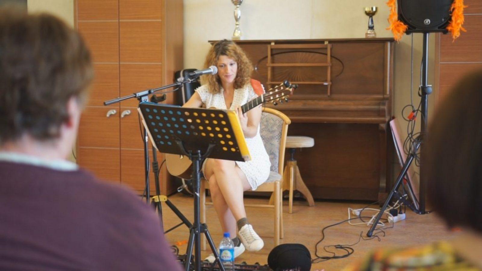 Patricia Gloriès concert