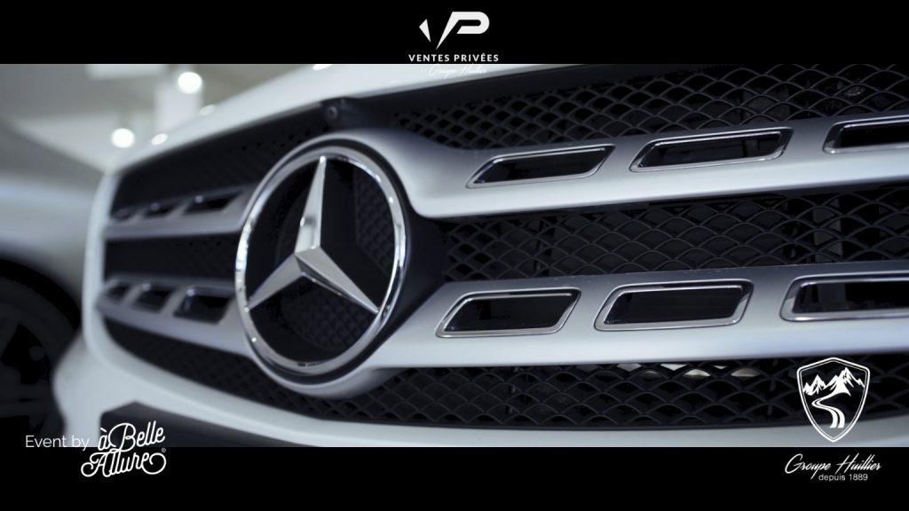 Mercedes-Montage video