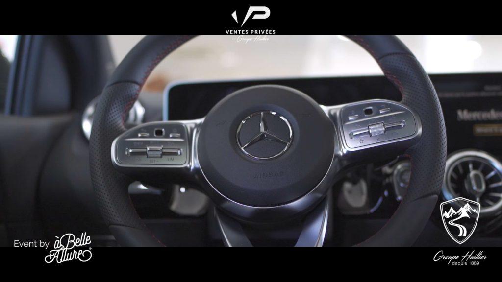 Mercedes-video